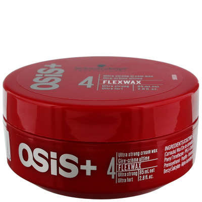 Schwarzkopf OSiS+ Flexwax Ultra Strong Cream Wax 85ml