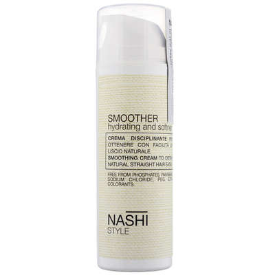 nashi argan hair conditioner nashi argan style style smoother 150ml haircare