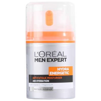 L'Oréal Paris Men Expert Hydra Energetic Anti-Fatigue Moisturiser 50ml