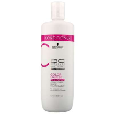 Schwarzkopf BC Bonacure Color Freeze Conditioner For Coloured Hair 1000ml