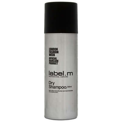 best dry shampoos label m