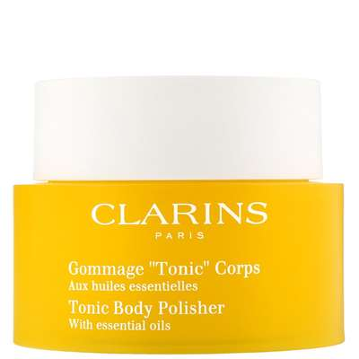 Clarins Aroma Body Care Tonic Body Polisher with Essential Oils 250g